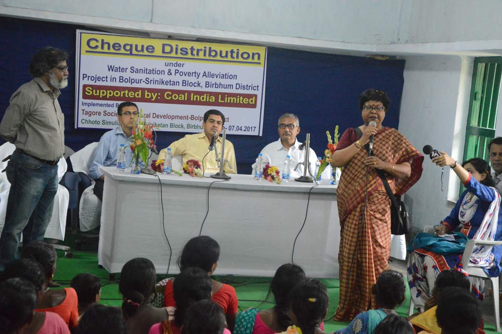 Tagore Society For Rural Development::